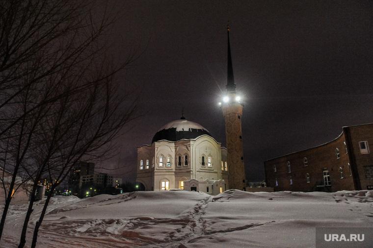 Магнитогорск. Дом со взрывом. РасследованиеЧелябинская область, соборная мечеть купол скалы