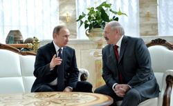 Рабочий визит  В. В. Путина в Белоруссию. 25 февраля 2016 г., путин владимир, лукашенко александр