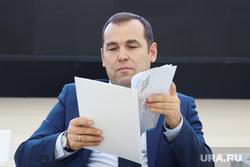 Встреча предпринимателей с врио губернатора Вадимом Шумковым. Курган, шумков вадим