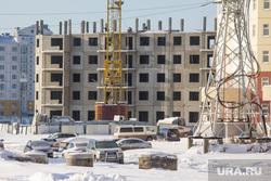 Новостройки. Нижневартовск., новое жилье, стройка