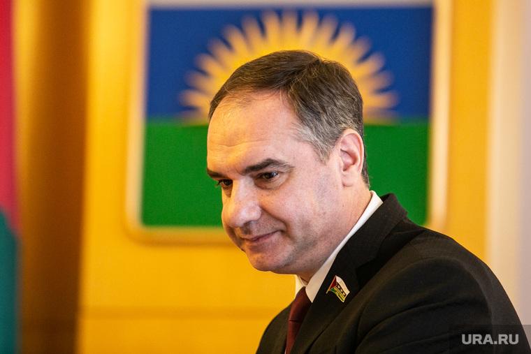 Комитет по бюджету тюменской областной думы. Тюмень, токарчук николай