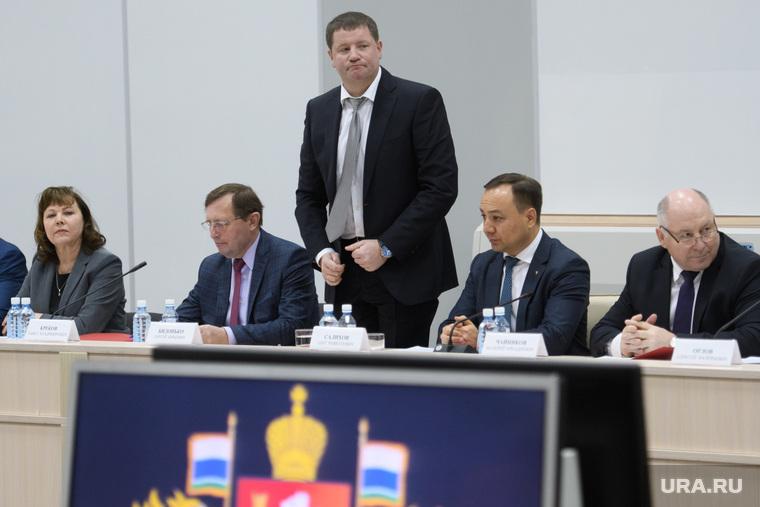 Совещание с представителями муниципалитетов СО. Екатеринбург, бидонько сергей