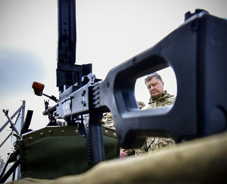 Украина. Петр Порошенко. Военные, оружие, порошенко петр
