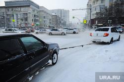 Мороз. Челябинск, буксир, мороз, зима, климат, погода