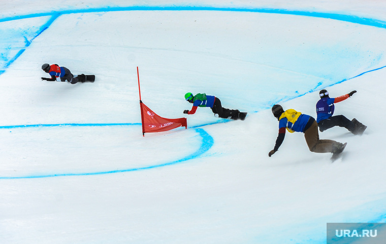 Instagram. Этап Кубка Европы по сноуборду в дисциплине «борд-кросс». Миасс. Челябинская область
