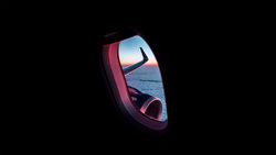 Самолеты клипарт, иллюминатор, самолет