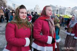 Фестиваль самодеятельного народного творчества «Зауральские колядки». Курган