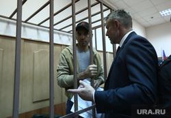 Необр. Избрание меры пресечения Абызову. Москва