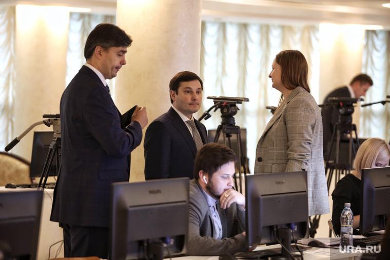 Визит Владимира Путина в Ханты-Мансийск, шипилов алексей, липатова галина, волосин игорь