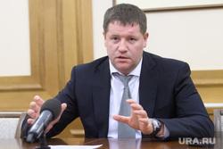 Пресс-конференция с Сергеем Бидонько. Екатеринбург