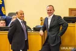 Бюджетное послание губернатора 2014 -2: заседание областной Думы. Тюмень