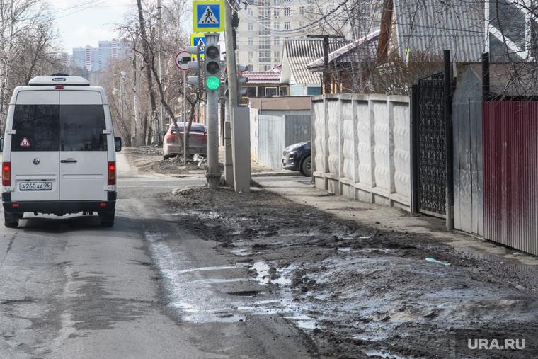 Александр Высокинский проверяет уборку районов. Екатеринбург