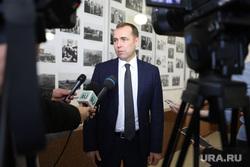 Визит врио губернатора Шумкова Вадима в с. Мальцево. Шадринск