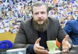 Интервью с Алексеем Гапоновым. Екатеринбург