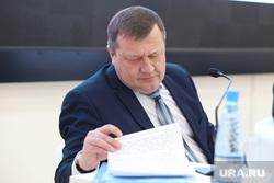 Встреча предпринимателей с врио губернатора Вадимом Шумковым. Курган