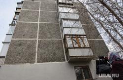 Хрущевка на Белореченской, 13/1 после капремонта. Екатеринбург