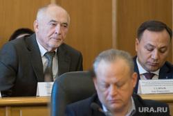 Первое заседание гордумы Екатеринбурга седьмого созыва