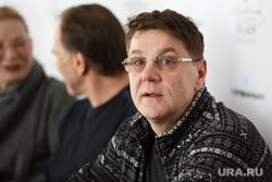 Пресс-конференция актеров театра «Вахтангова». Екатеринбург