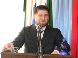 Открытая лицензия на 28.07.2015. Рамзан Кадыров.
