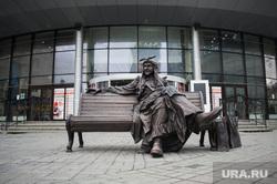 Скульптуры на улице Вайнера. Екатеринбург