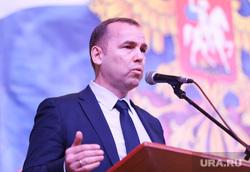 Визит врио губернатора Шумкова в Юргамышский район
