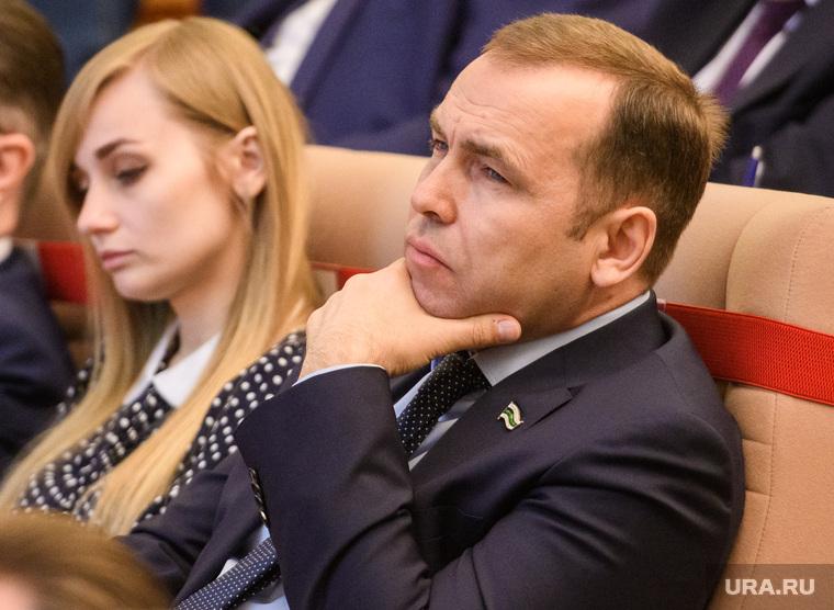 Совещание с Юрием Чайкой в резиденции губернатора. Екатеринбург, шумков вадим