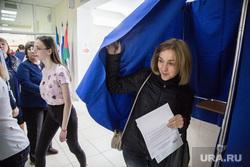 Предварительное голосование за кандидатов Единой России в городскую думу. Тюмень
