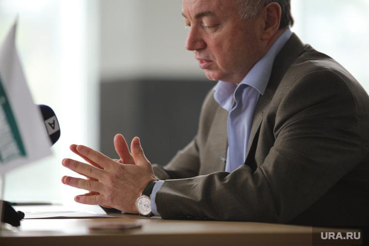 Пресс-конференция Атомстройкомплекса. Екатеринбург, ананьев валерий, вип часы