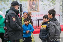 Продажа алкоголя на православной ярмарке. Курган