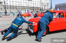 Соревнования пожарно-спасательному кроссфиту. Челябинск