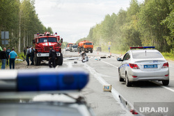 ДТП на трассе Сургут-Нижневартовск