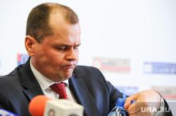 Пресс-конференция по тарифам на электричках. Челябинск.