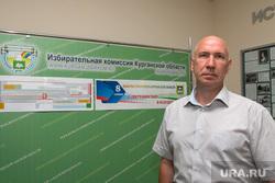 Прием документов от кандидата на должность Губернатора Курганской области Якова  Сидорова. Курган