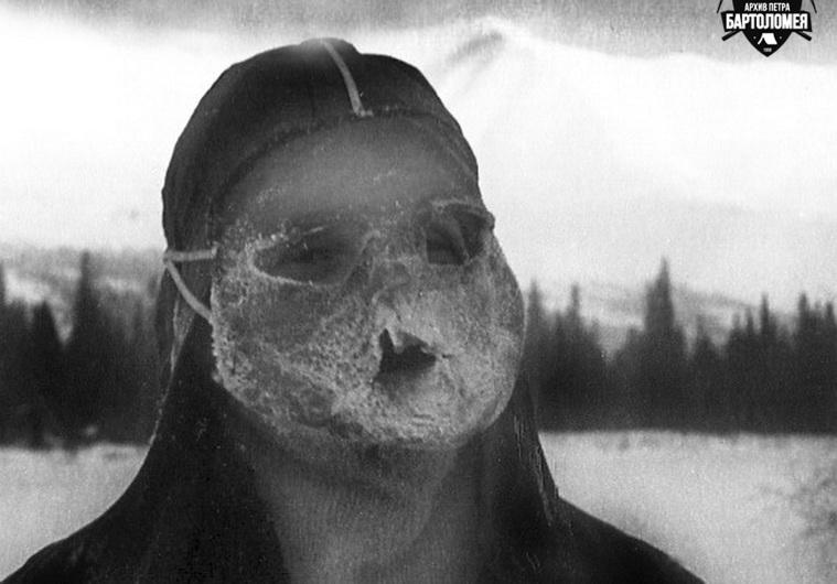 Поход Игоря Дятлова 1958 года на Приполярный Урал. Архив Петра Бартоломея, фото Петра Бартоломея, дятлов игорь