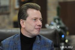 Встреча Владимира Бурматова с политтехнологами. Челябинск