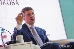 Пресс-конференция губернатора Максима Решетникова. Пермь