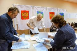 Подсчет голосов. Владивосток.
