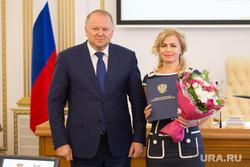 Совещание полномочного представителя Президента Российской Федерации в Уральском федеральном округе