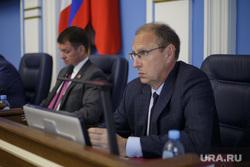 Пленарное заседание городской думы. Пермь