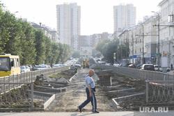 Парки и скверы Екатеринбурга, сквер на улице Грибоедова