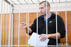 Продление меры пресечения по делу блогера Александра Устинова. Екатеринбург