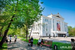 Старые здания Перми.