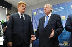 Заседание гордумы по отставке Евгения Тефтелева и назначению врио главы Владимира Елистратова. Челябинск
