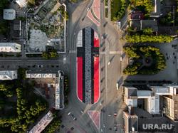 Виды с квадрокоптера. Екатеринбург