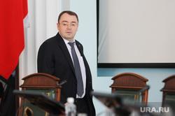 Совещание с главами муниципальных образований с участием Алексея Текслера. Челябинск