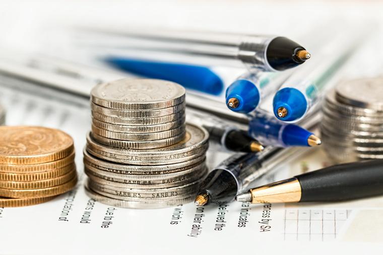 Клипарт. Pixabay. Екатеринбург, ручки, экономика, деньги