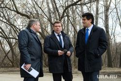 Александр Высокинский в Зеленой роще. Екатеринбург