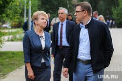 Рабочий визит Алексея Текслера в Верхний Уфалей Челябинская  область