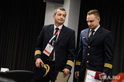 Встреча экипажа УА с губернатором СО. Екатеринбург