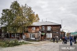 Визит полпреда УрФО Николая Цуканова в Ханты-Мансийск. Ханты-Мансийск